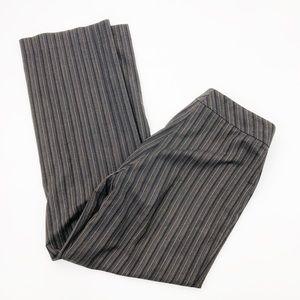 Akris Punto Striped Trousers Size 6